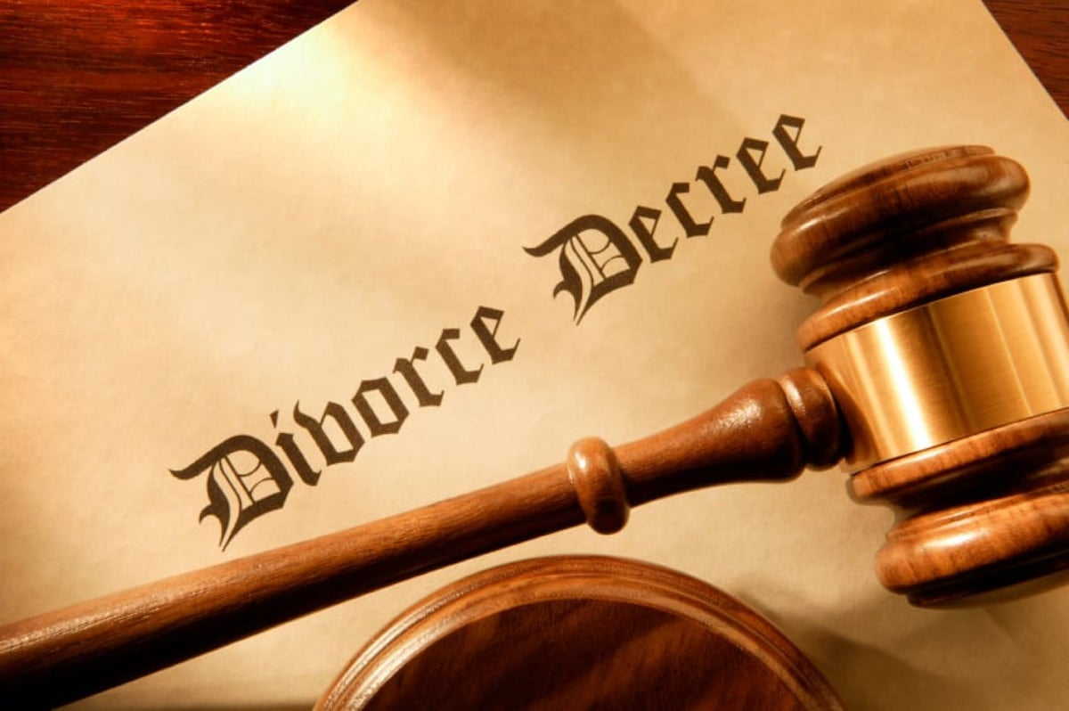Image of Divorce Decree